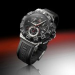 Formula1 Chrono black dial