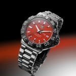 Formula1 Watch red dial